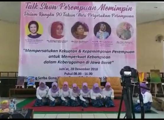 90 Tahun Hari Pergerakan Perempuan Indonesia